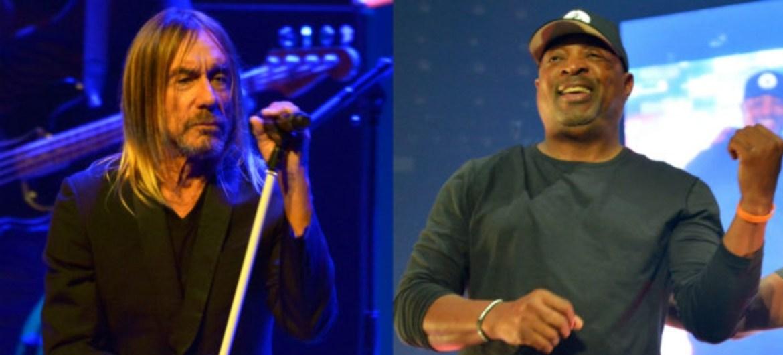 Iggy Pop e Public Enemy são homenageados pelo Grammy