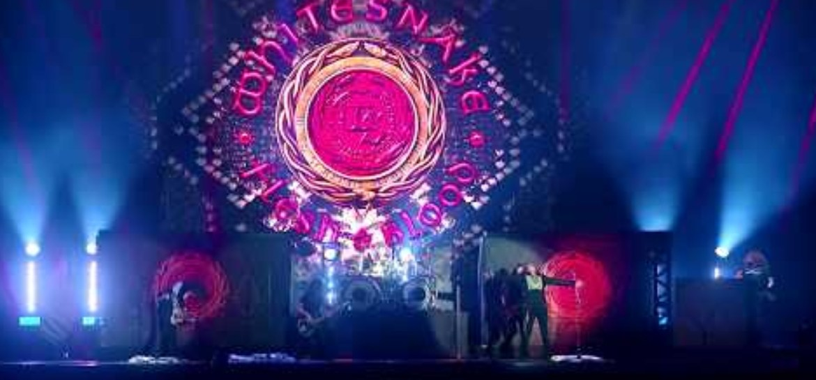 "Whitesnake lança clipe de ""Hey You (You Make Me Rock)"