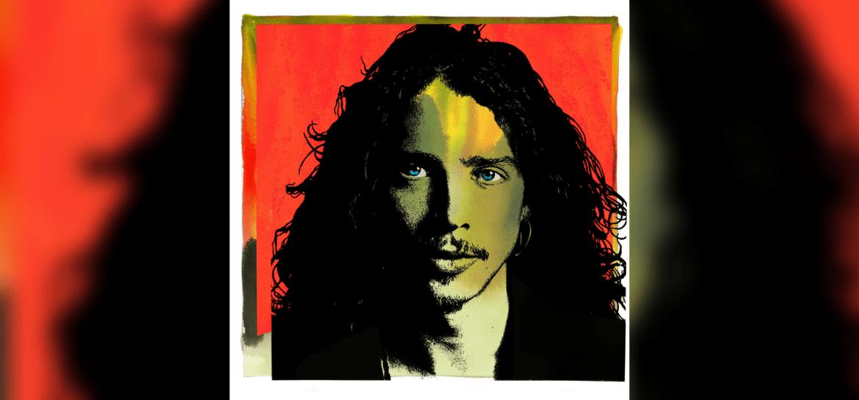 Capa do disco póstumo e homônimo de Chris Cornell