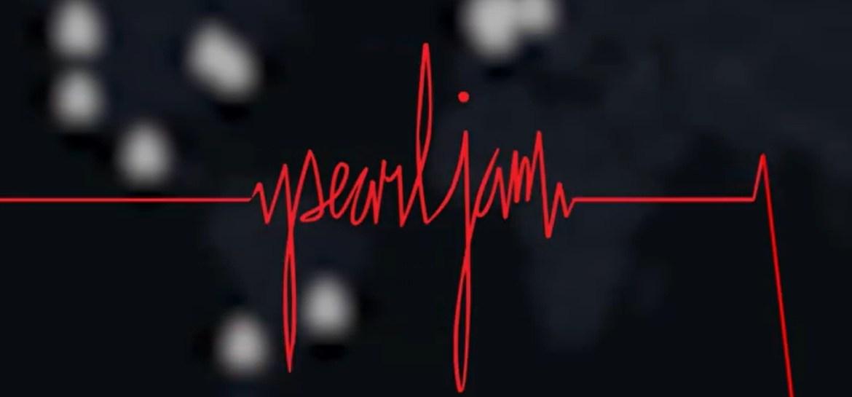 Pearl Jam espalha pôster ao redor do mundo