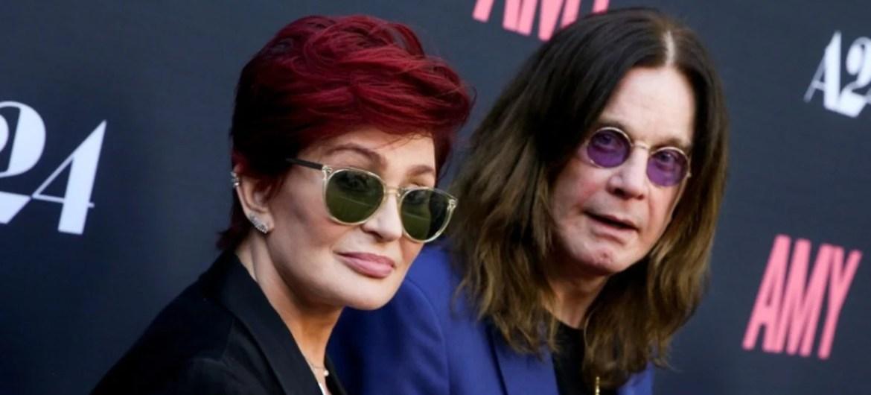 Sharon Osbourne quer produzir filme sobre Ozzy
