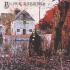 Capa do disco homônimo do Black Sabbath