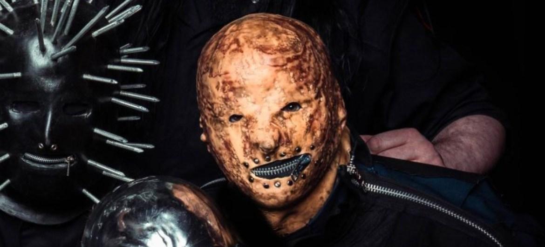 Identidade do Tortilla Man do Slipknot