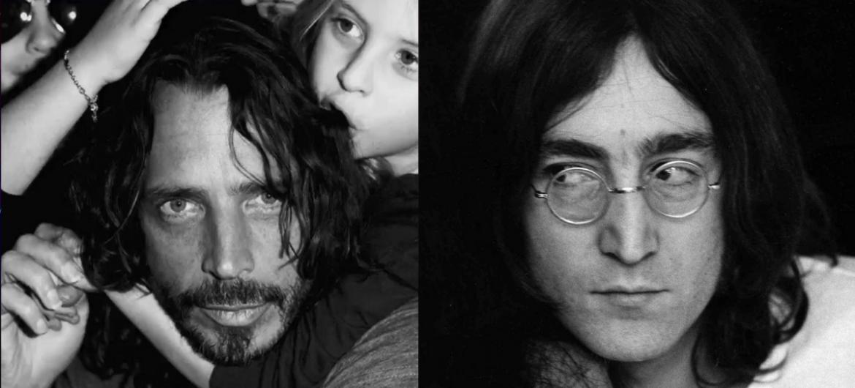 Chris Cornell e John Lennon