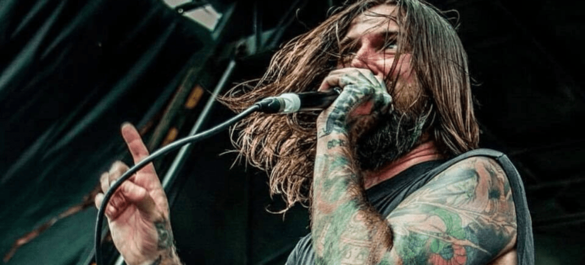 Keith Buckley do Every Time I Die