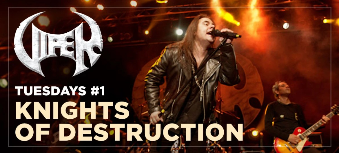 Knights of Destruction - Live in São Paulo - VIPER Tuesdays