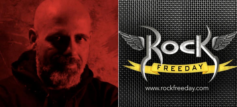 Daniel Dystyler estará em live na Rock Freeday