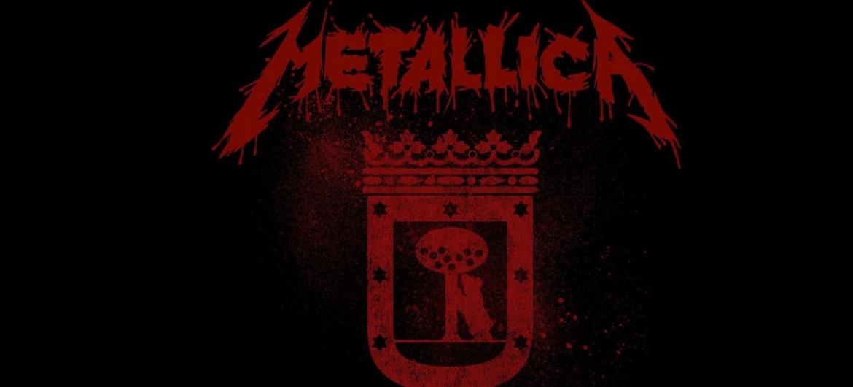Metallica em Madrid, 2008