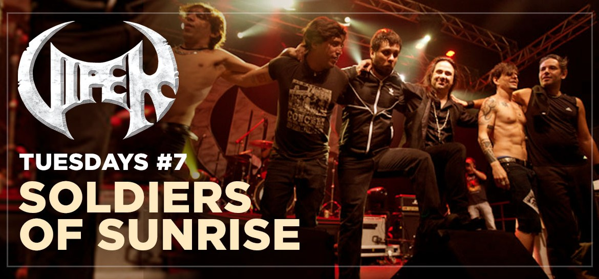 Soldiers of Sunrise - Live In São Paulo - VIPER Tuesdays