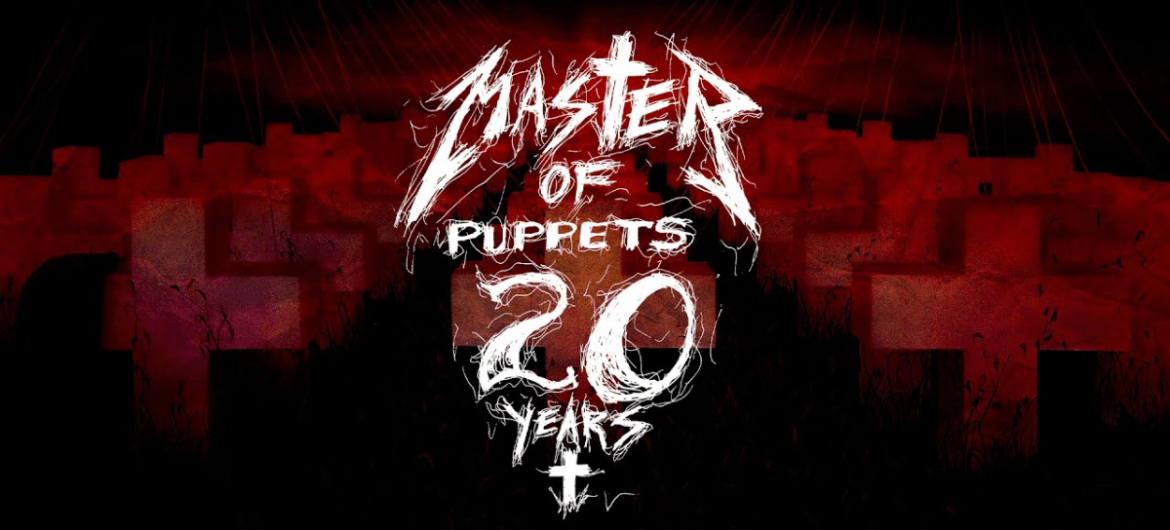 'Master Of Puppets 20 anos'