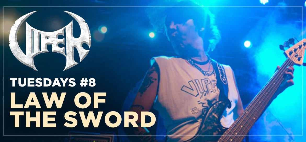 Law Of The Sword - Live In São Paulo - VIPER Tuesdays