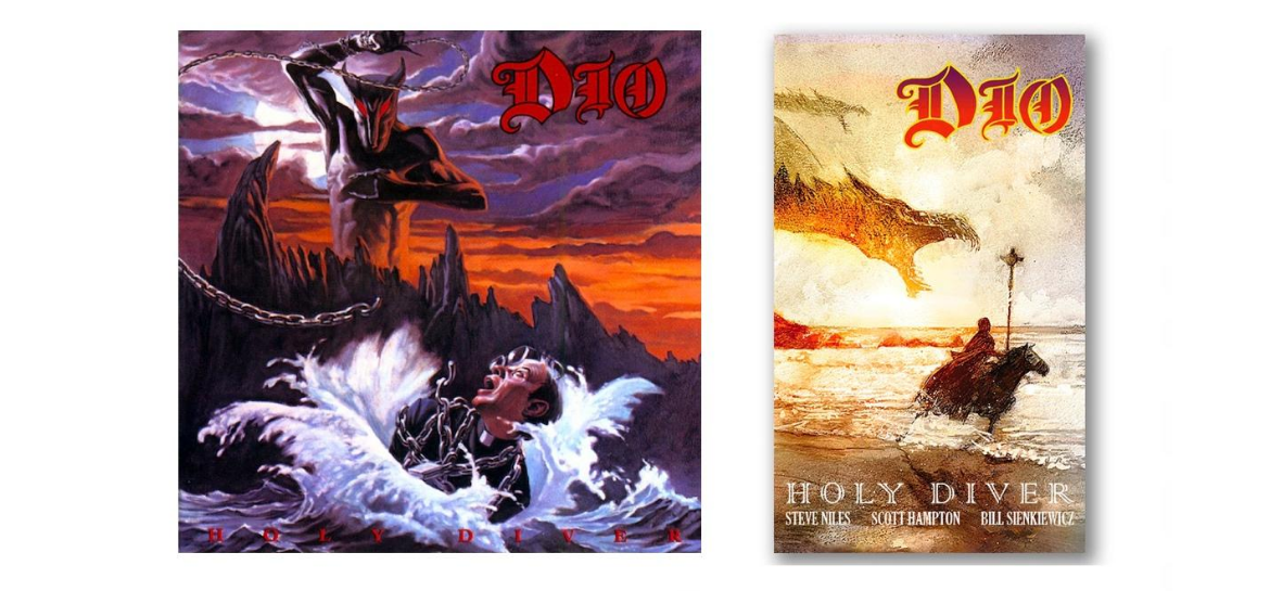 HQ 'Holy Diver'