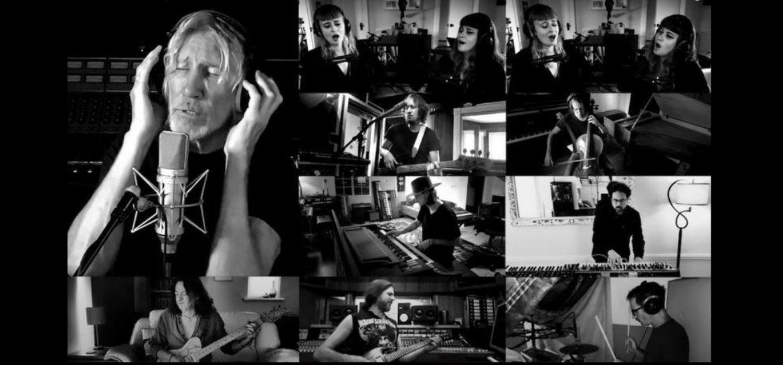 Roger Waters cantando raridades do 'The Wall' em vídeo
