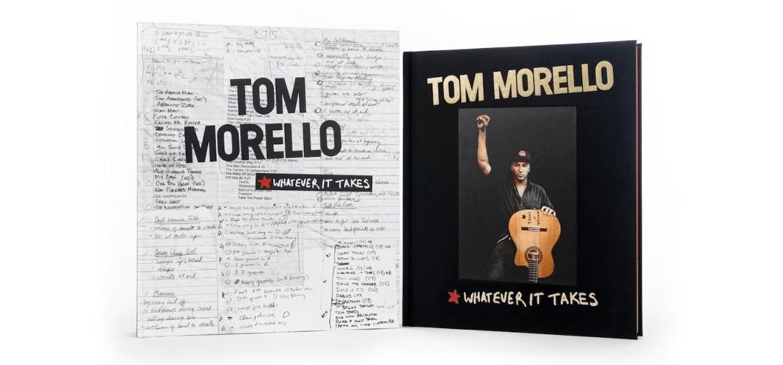 Tom Morello - Livro Whatever It Takes