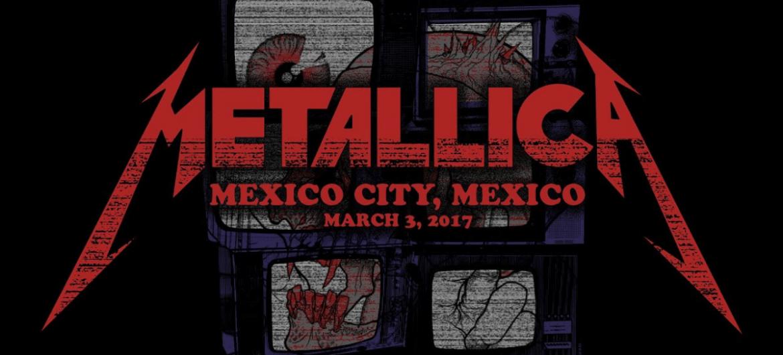 Metallica @ México, 2017