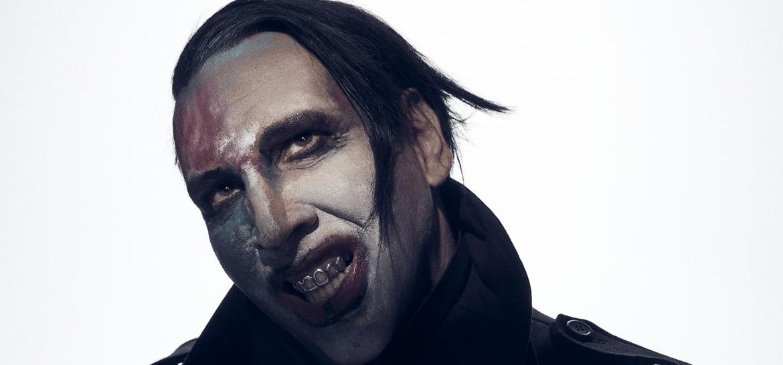 Marilyn Manson. Crédito: Travis Shinn