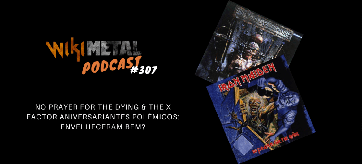 Podcast 307 Iron Maiden