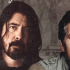 Dave Grohl e Eddie Vedder para a 'Letter To You'
