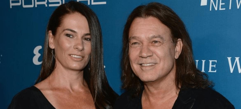 Janie Liszewski e Eddie Van Halen