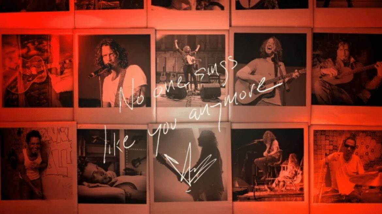 'No One Sings Like You Anymore', por Chris Cornell