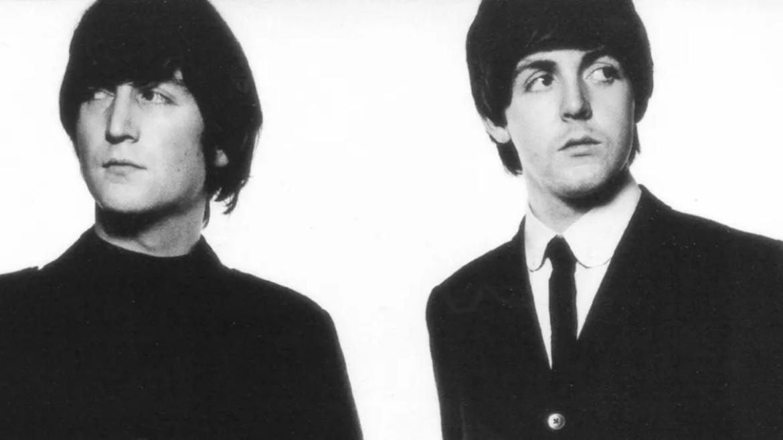 John Lennon e Paul McCartney