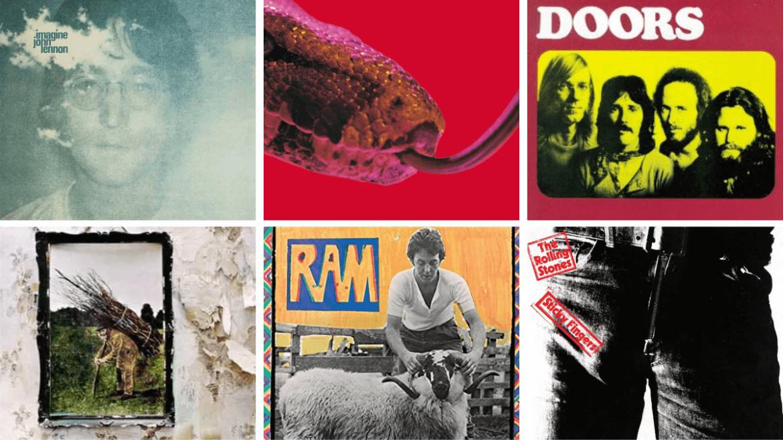 Enquete: Qual é o melhor álbum de 1971 que completa 50 anos agora?