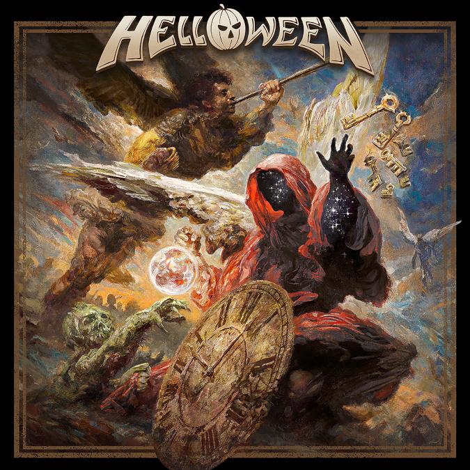 Capa do álbum Helloween