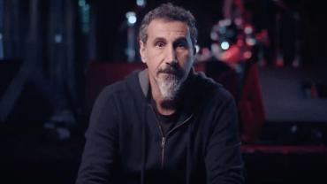 Serj Tankian, do System of a Down, no documentário 'Truth to Power'