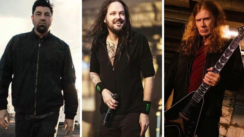 Deftones, Korn e Megadeth