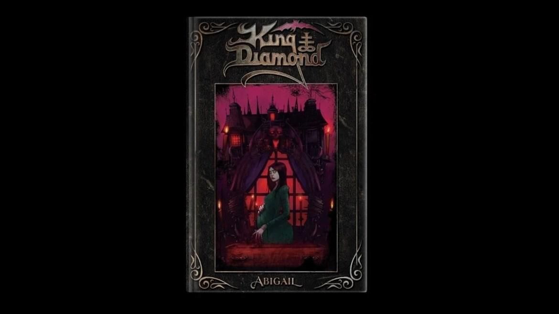 HQ King Diamond's Abigail