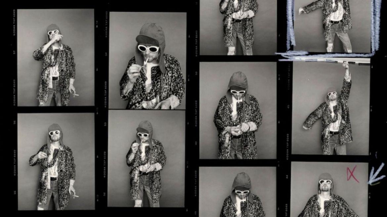 Kurt Cobain em 'The Last Session'