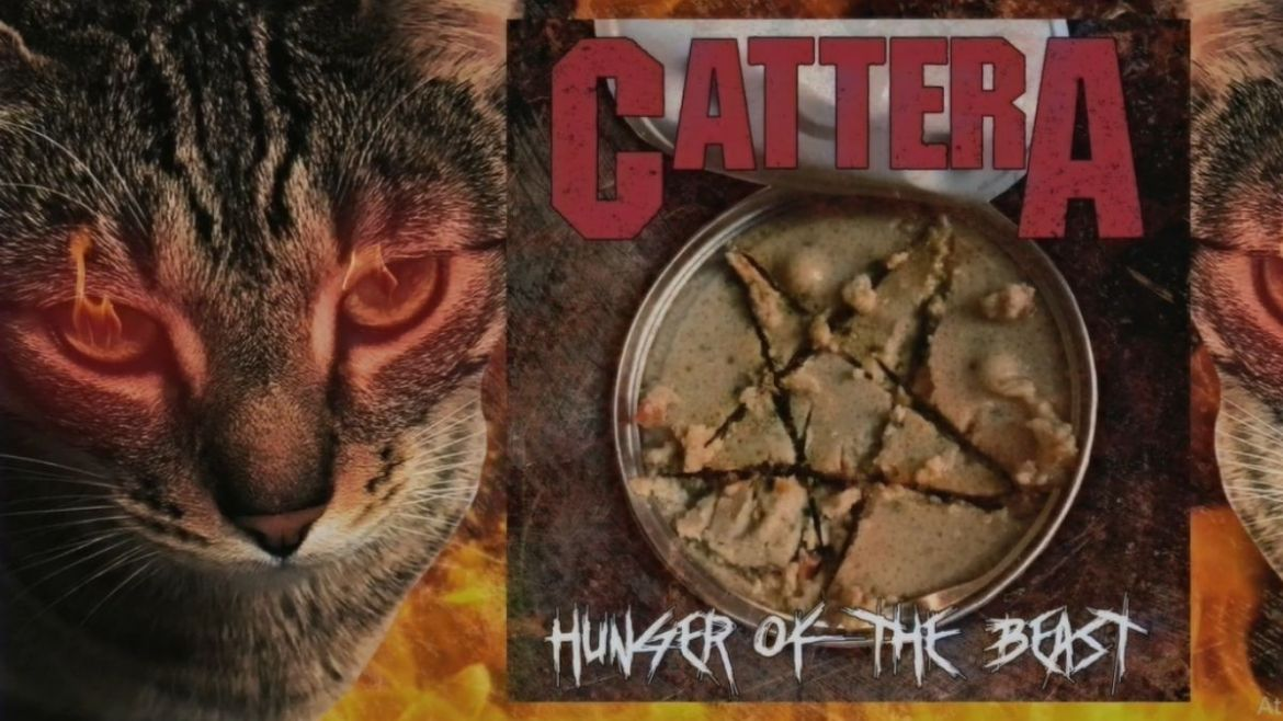 """Cattera - """"Hunger of the Beast"""""""