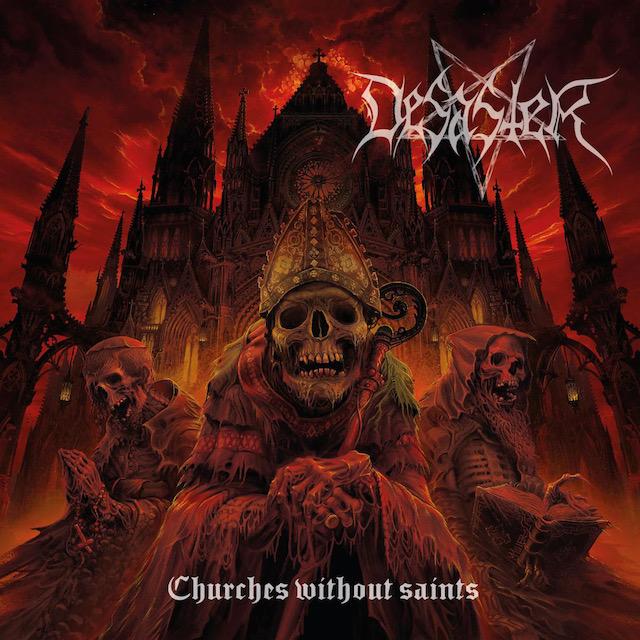 Desaster - 'Churches Without Saints'
