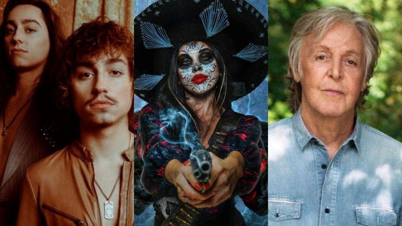 Greta Van Fleet, The Offspring e Paul McCartney