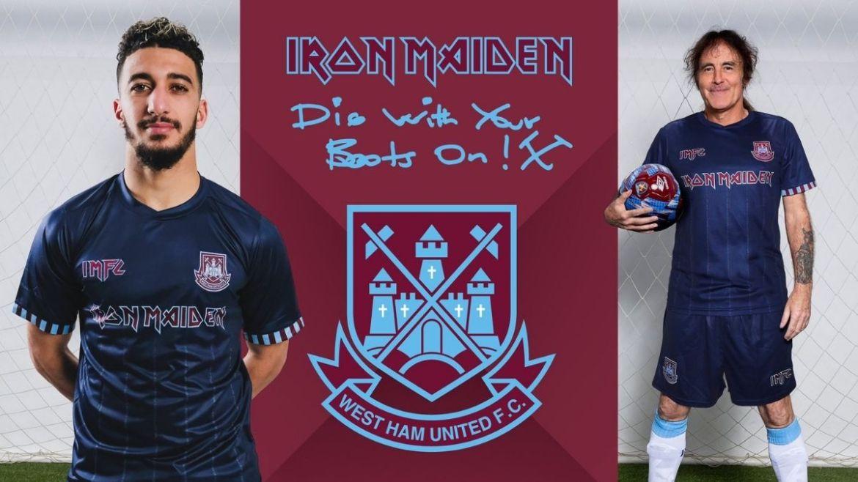 Iron Maiden e West Ham United