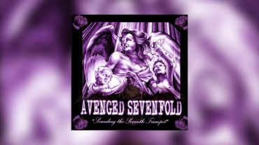 Capa do disco 'Sounding The Seventh Trumpet', do Avenged Sevenfold