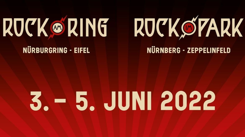 Rock Am RIng e Rock Im Park 2022