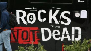 Rock não está morto