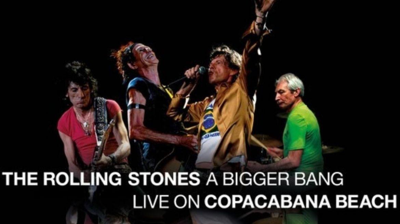 Rolling Stones: Live On Copacabana Beach