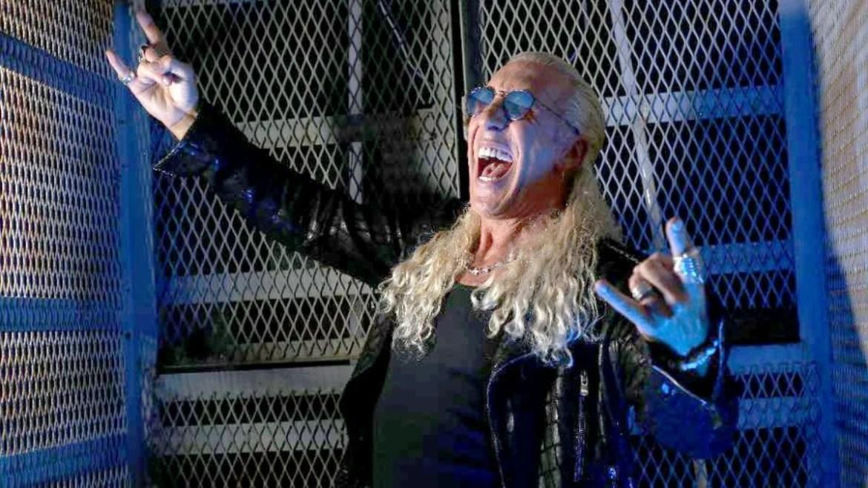 """Dee Snider no clipe de """"I Gotta Rock (Again)"""""""