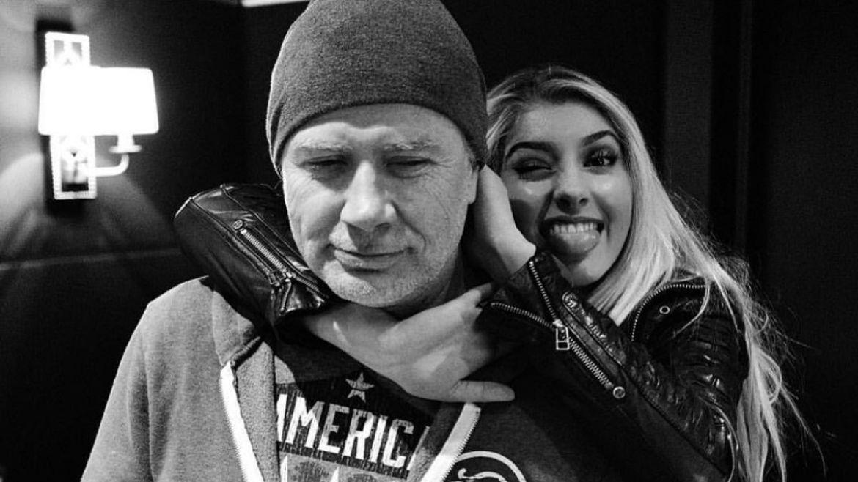 Dave e Electra Mustaine