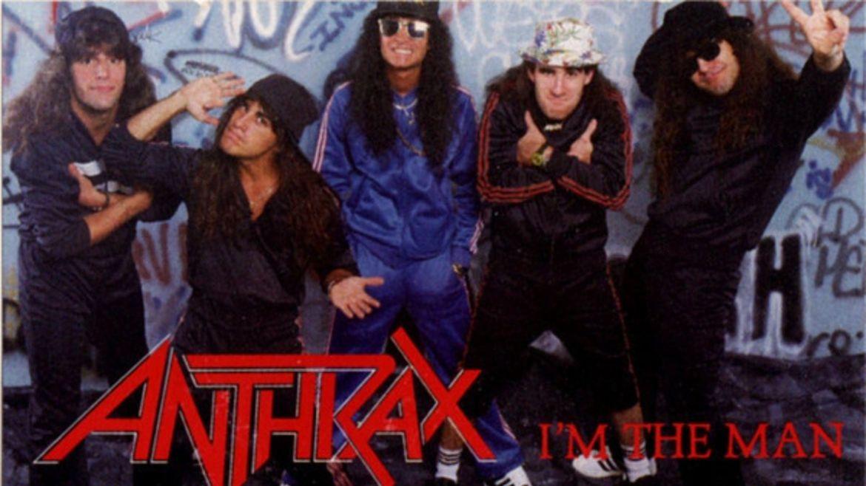 """Anthrax em """"I'm The Man"""""""