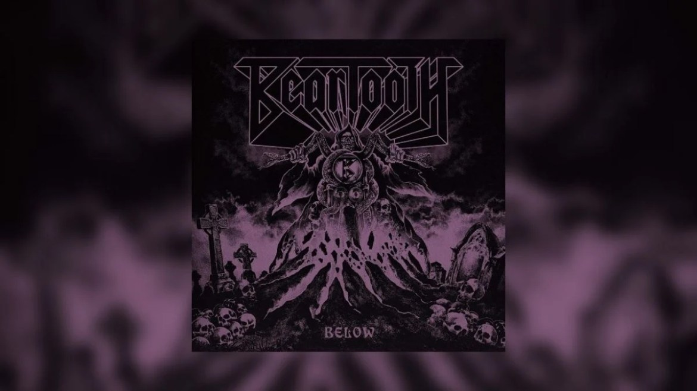 Capa do álbum 'Below', do Beartooth