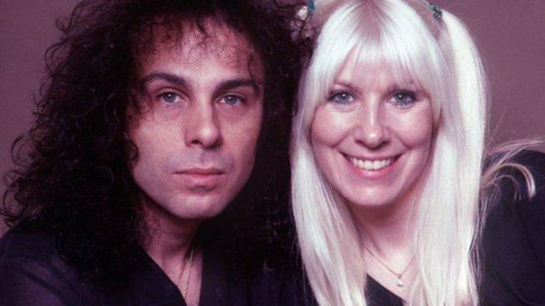 Ronnie James Dio e Wendy Dio