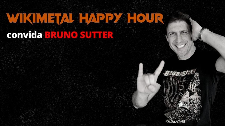 The Wikimetal Happy Hour com Bruno Sutter