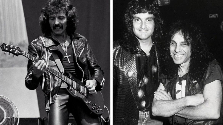 Tony Iommi, Vinny Appice e Dio