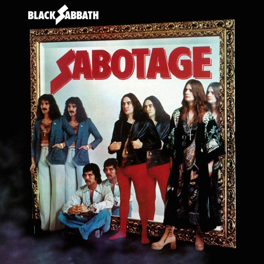 Black Sabbath - 'Sabotage'