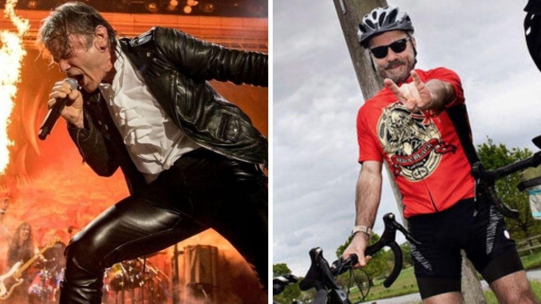 Bruce Dickinson participou do Heavy Metal Truants 202