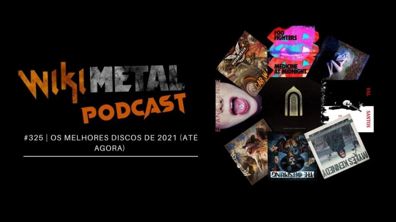 Podcast Melhores Discos de 2021