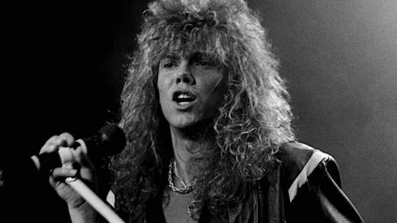 Joey Tempest em 1987